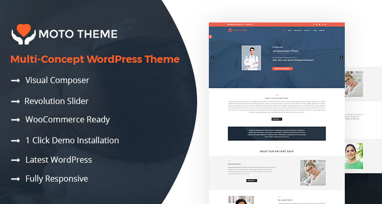 Accupuncture Wordpress Theme