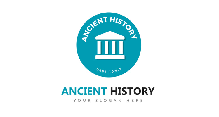 Ancient History Logo