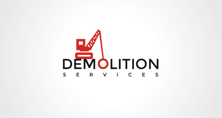 Demolition Services Logo