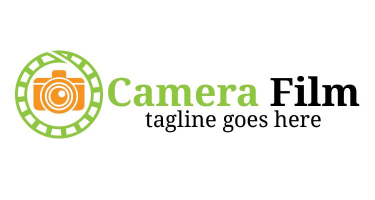 Flim Reel Camera  Logo