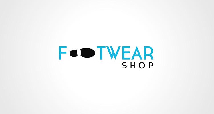 Footwear Shop Logo