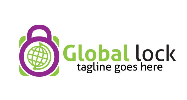 Globe Lock Logo