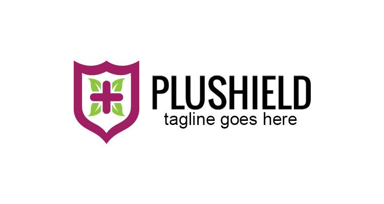 Health Plus Shield Logo