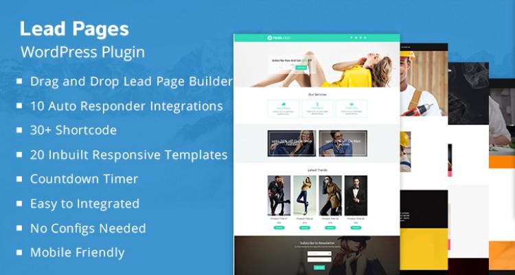 Lead Capture - WordPress Plugin