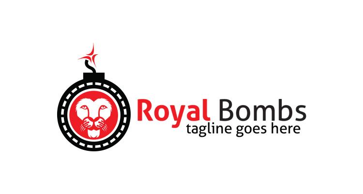 Lion Bomb Logo