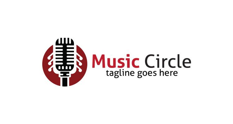 Mic Circle Logo