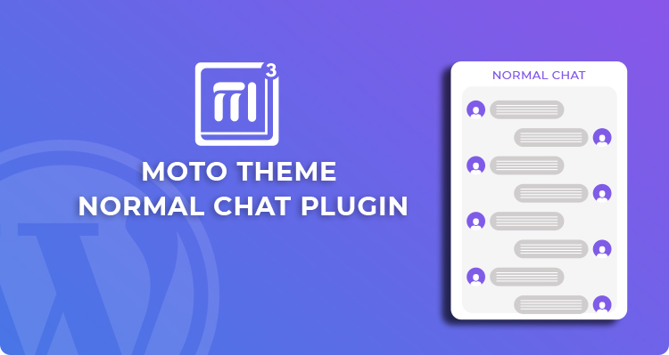 Moto Chat WordPress Plugin