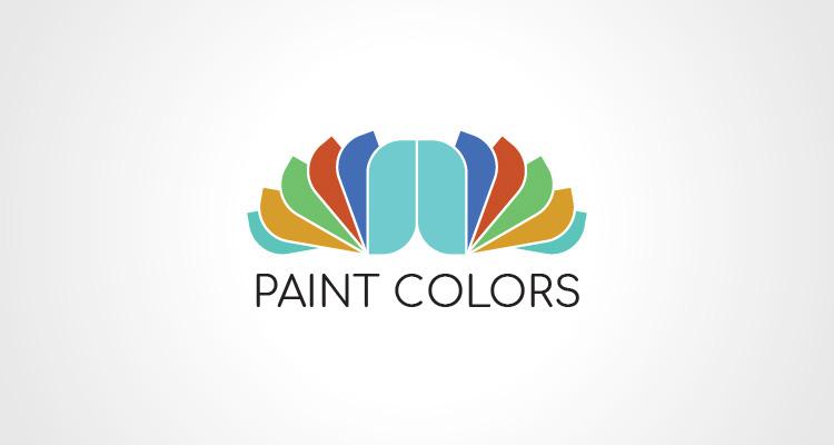 Paint Colors Logo