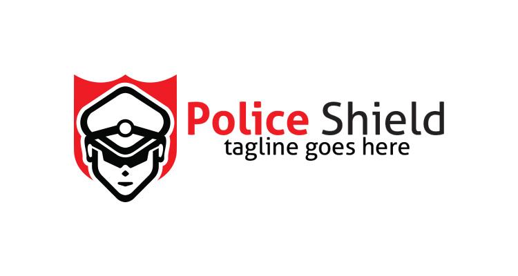Police Shield Logo