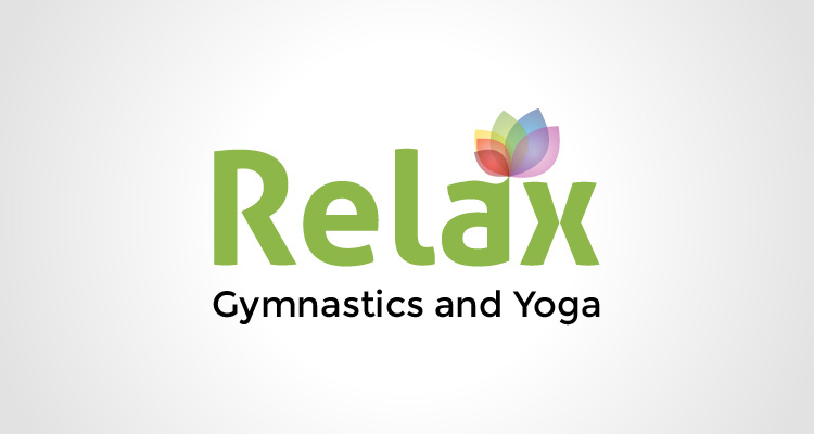 Relax Gymnastics and Yoga Logo