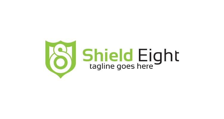 Shield Eight Logo