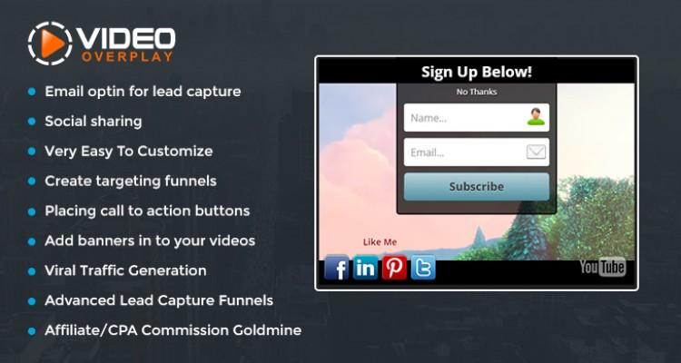 Video Overlay WordPress Plugin