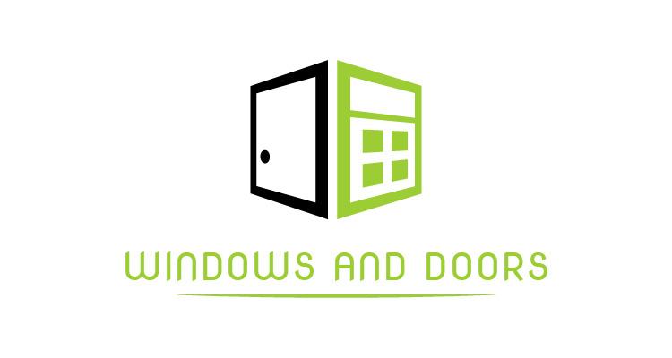Windows Doors Logos